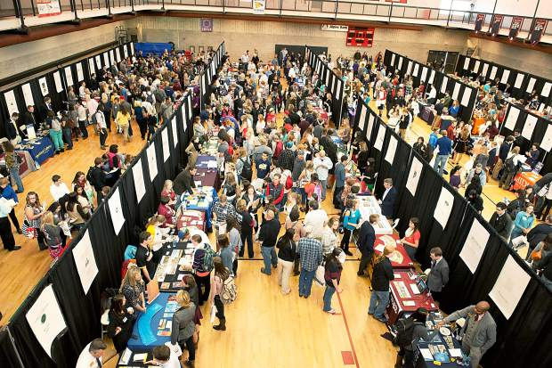 Upcoming Virtual Event: College2Career Fairs Connect on Thursday